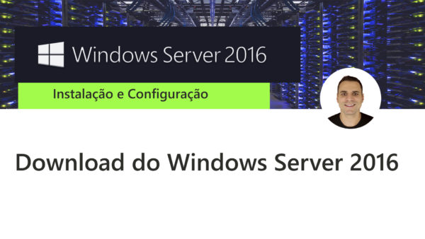 Download do Windows Server 2016