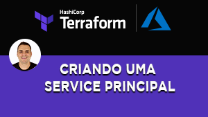 Criando Azure Service Principal